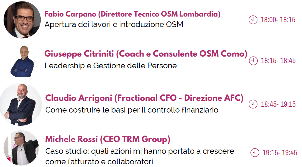 Open Day OSM Lombardia